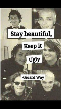 My Chemical Romance ~ Gerard Way