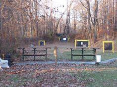 at home outdoor gun range - Google Search