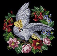 http://antiqueneedleworkdesigns.com/haber-antique-floral-cockatoo-parrot-77.html