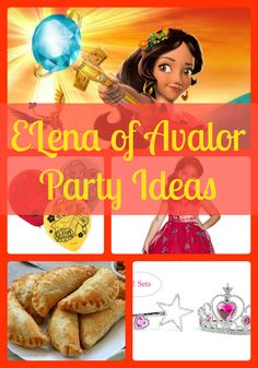 Find Magical Elena of Avalor birthday party ideas and supplies for a party on a budget. Ideas for decorations, invitations, favors, cake, food, games and more right here.