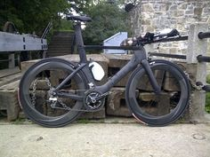 stealth Planet X Exocet time trial bike