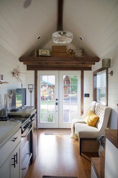 Tiny House Town a home blog sharing beautiful tiny homes and houses, usually…