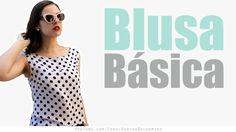 DYI Blusa Básica - Muito Fácil | Karina Belarmino