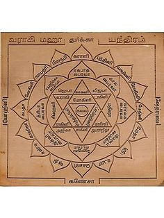 Shri Yantra, Online Greeting Cards, Vintage World Maps, Copper, Painting, Painting Art, Paintings, Brass, Painted Canvas