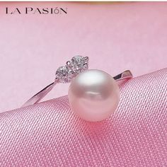 Cheap ring ringtone, Buy Quality ring wedding directly from China ring insurance Suppliers:              [Treasure] 2016 New 100% Natural Freshwater Pearl Rings For Women 925 Sterling Silver Ring Jewelry With Eng