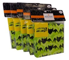 Bulk Buy: Halloween Bat Small Treat Boxes, 4 3/8' X 2 3/4' X 1 7/8', (6) Boxes/Pkg., Pack of (5) - (30) Boxes -- Click image for more details.