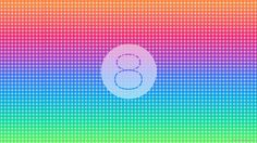 awesome iOS 8 Wallpaper