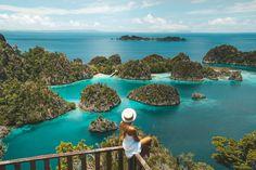 Pianemo Island, Raja Ampat, Indonesia