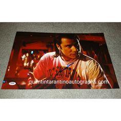 My Quentin Tarantino Autograph Collection: More and more John Travolta Autographs! Pulp Ficti...