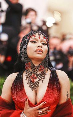 nicki minaj squeezing her tits at the met gala 2018 i'm-<br> Nicki Baby, Nicki Minja, Nicki Minaj Barbie, Nicki Minaj Outfits, Nicki Minaj Pictures, Nicki Minaj Wallpaper, Jolie Photo, Beautiful Celebrities, Celebrity Crush