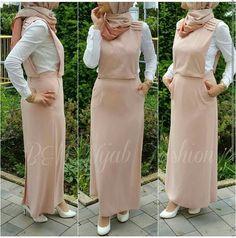Hijab fashion in comfortable style