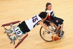 Beijing 2008 Paralympics Day 3 - Wheelchair Basketball