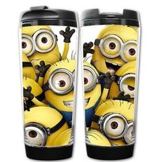 Online Shop Best value for money!18 styles Despicable Me 2 Minion cup starbucks anime cup cute travel mug starbucks thermos minion mug Aliexpress Mobile