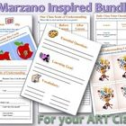 Attached are a bundle of 10 documents I created for Marzano's Protocol found on his Learning Sciences International.  These include: Learning Goal ...