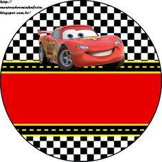 New cars fiesta infantil etiquetas ideas Disney Cars Party, Disney Cars Birthday, Disney Pixar Cars, Car Themed Parties, Cars Birthday Parties, Vintage Jeep, Martin Cars, Car Themes, Disney Scrapbook