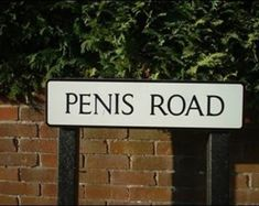 15 Funniest Street and Roads Names (road names, funny street name) - ODDEE
