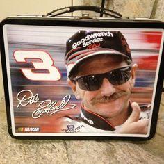 Dale Earnhardt  lunch box.  #EarnhardtMemorabilia