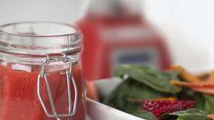 Strawberry-Ginger Dressing Recipe | Blendtec