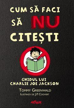 Cum să faci să NU citeşti. Ghidul lui Charlie Joe Jackson http://goo.gl/vS9pF9