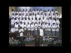 """Hallelujah, Salvation, And Glory"" United Voices Lords Chapel Choir used to sing this, but a little faster. Like this song! Choir Songs, Church Songs, Music Video Song, Music Videos, Pastor John, Praise And Worship Songs, Like This Song, Gospel Music"