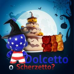 My name is Brillo - Happy Halloween