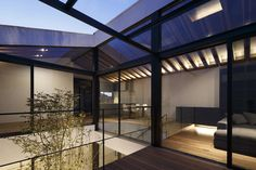 Patio House,Courtesy of APOLLO Architects & Associates