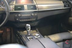 BMW X5 - carbon interior
