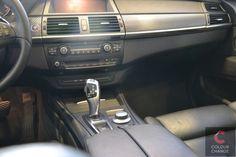 BMW X5 - carbon interior