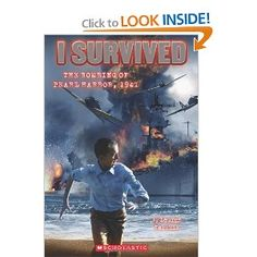 Scholastic I Survived books - great for teaching leads...historical fiction that makes you feel like you were there. Great for reluctant writers, especially boys!