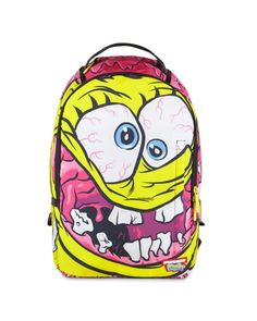Sprayground SpongeBob Crazypants Backpack  | Polyester | Imported | Carry handle…