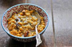 Chai Pumpkin Oatmeal