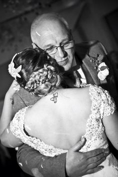 Stepfather daughter dance