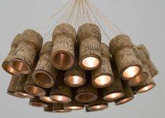 Riciclo creativo dei tappi di sughero (Foto) | Ecoo