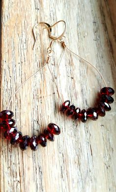 Check out this item in my Etsy shop https://www.etsy.com/listing/270189882/african-garnet-earrings-micro-faceted