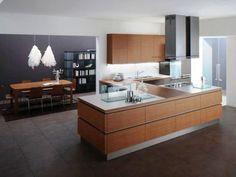 25 Gorgeous Contemporary Kitchen Designs by Veneta Cucine   Home Design and Decor