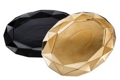 Faceted Platters