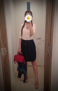 GAPピンクシャツ久しぶりに |外資系OLの今日のコーデブログ - ファッションブログ|Ameba (アメーバ)