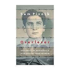 Overlever van Sam Pivnik. Hij vertelt over zijn strijd om in leven te blijven tijdens en na de Tweede Wereldoorlog.