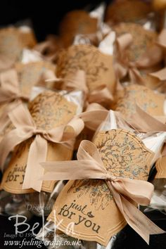 Blooming with Kindness Treat Bags by Stampin' Up! Demonstrator Bekka Prideaux - check out her blog