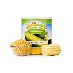 Saratoga Farms Freeze Dried Sweet Corn * Want to know more, click on the image.(This is an Amazon affiliate link and I receive a commission for the sales)