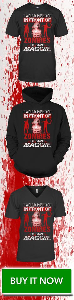 Maggie from The walking Dead Tshirt. Only available at https://teechip.com/zombiemaggie #maggie #twd #thewalkingdead #walkingdead #zombies