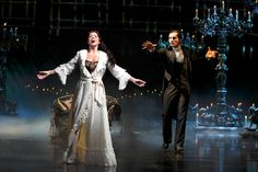 South African production of Phantom of the Opera.