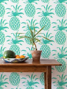 Awesome wallpaper - tons of varieties from Aimee Wilder - love how playful yet sophisticated these are.