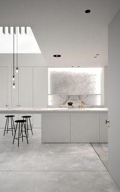 INTERIOR ARCHITECTURE by Arçen Dockx