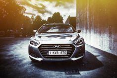 Hyundai i40 © Thierry Van Vreckem for Hyundai Belux