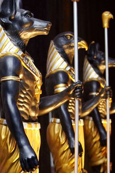 Anubis and Horus Egyptian Mythology, Ancient Egyptian Art, Ancient Aliens, Ancient History, European History, Ancient Greece, American History, King Tut Tomb, Gizeh