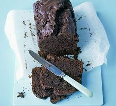 Beetroot is actually very sweet and keeps this  rich chocolate loaf wonderfully moist