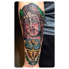 #tattoomosaic #diegobrandi