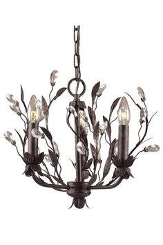 """Winter Garden 13""""H Chandelier - Chandelier - Lighting   HomeDecorators.com"""