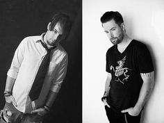 David Cook - Then & Now...